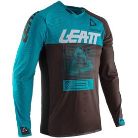 Leatt DBX 4.0 Ultraweld Koszulka rowerowa z zamkiem błyskawicznym Mężczyźni, ink